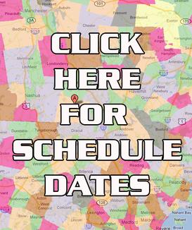 schedule dates